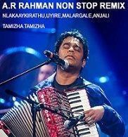 A R Rahman - Non stop Remix