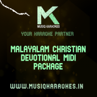 Malayalam Christian Devotional Midi Package