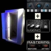 Tuning + Mixing & Mastering (Multi/Stem Tracks)