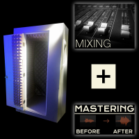 Mixing & Mastering (Two Tracks)